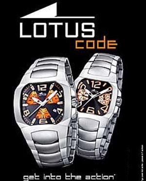Montres Lotus
