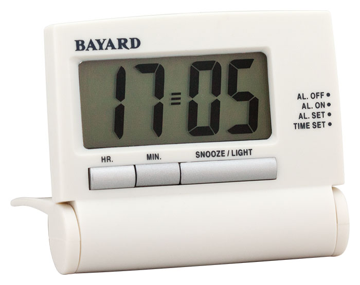 Réveil Bayard JS60.2