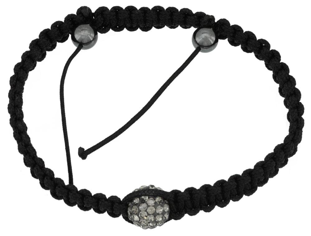 Bracelet Shamballa hématites et oxydes