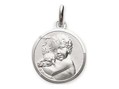 Médaille argent Ange