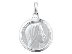 Médaille argent Vierge
