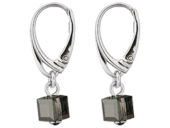 Boucles doreille Indicolite DO-CARRE-SINI