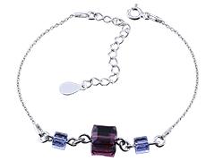 Bracelet Indicolite BR-SQUARE-204